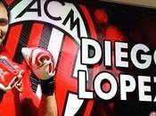 Milan confirma llegada Diego López