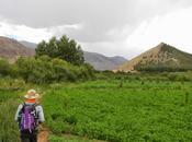 R'bat Agouti. Aldeas Valle Bouguemez. Marruecos