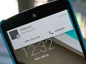 Heads-up notifications trae notificaciones emergentes para todos