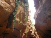 gargantas Arous cerca Agouti. Marruecos