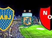 Boca Juniors Newell's Vivo, Apertura Argentina