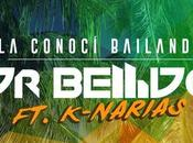 Bellido conocí bailando (Feat. K-narias) (Lyric Video)