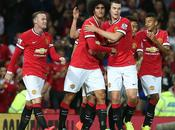 Manchester United venció sobre final Valencia amistoso pretemporada