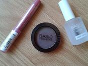 """primeras compras cosméticos """"basic"""" clarel"""
