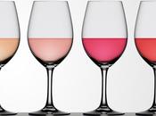 ¿qué diferencia rosado clarete?