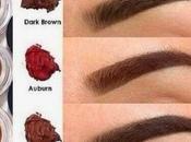 Como maquillar cejas