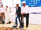 Marc Anthony inicia construcción orfanato Barranquilla