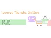 Iconos para tienda online