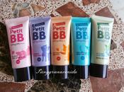 Haul bbcrems Holika