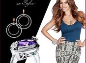 Sofía Vergara lanza propia línea joyas