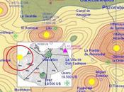 Anomalías magnéticas emplazamientos Arqueológicos Mancha Toledana