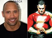 Dwayne Johnson habla ¿interpretará Black Adam, Shazam ambos?