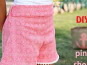 Outfit: pink shorts