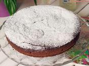 Receta torta Caprese: pastel chocolate almendras harina