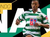 Sporting Portugal bienvenida Nani