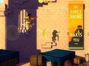 Funk Titans para Xbox One, plataformas mezcla Funky Grecia Clásica