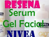 Reseña: Serum Facial Nivea