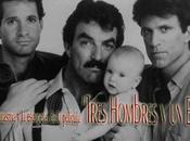 """niño fantasma escopeta película """"Tres Hombres Bebé"""""""