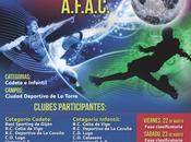 Torneo A.F.A.C. 2014: Resultados fotos jornada Viernes Agosto