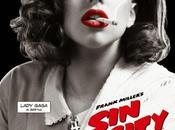 "Lady gaga nuevo póster ""sin city: dama matar"""