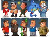 Homenaje evolutivo robin williams jeff victor