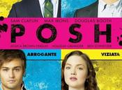 """Póster italiano """"the riot club (posh)"""""""