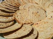 Crackers galletas saladas avena (receta horno)