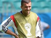 Podolski podría volver Alemania