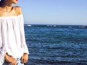 Summer trend; shoulders.-