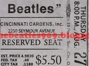 años: agosto 1964 Cincinnati Gardens (VIDEO)