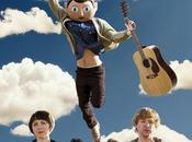 "Nuevo póster ""frank"" peculiar comedia michael fassbender"