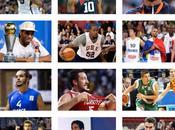 Jugadores ausentes mundial España 2014