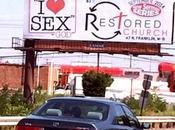 'Dios sexo', campaña evangélica Pennsylvania