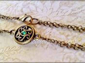 Pendientes pulsera símbolo celta.