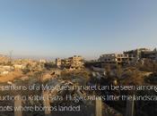Impresionante tour virtual sobre destrucción Gaza Israel