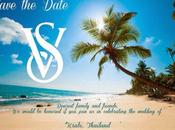 Invitación Boda Neha Sunil: Billete avión