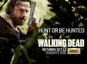 Póster Oficial Walking Dead Quinta Temporada