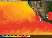 """tormenta tropical """"Norbert"""" forma Pacífico oeste México"""
