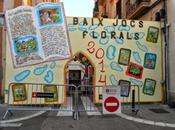 Festes carrer jocs florals, sants barcelona...2-09-2014...!!!