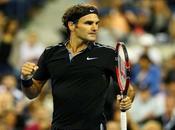 Roger Federer Roberto Bautista Vivo, Open