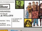 HISTORIETA: Muestra Horacio Altuna SIGEN