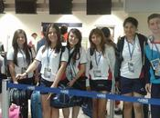 Selecciones colegiales viajaron Guatemala certamen regional