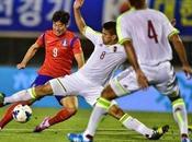 Vinotinto cayó ante Corea Debut Vicente