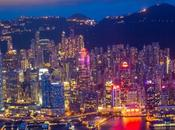 Hong Kong, occidente oriente