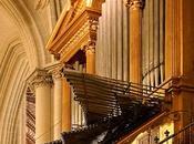 Órgano Emperador Catedral Toledo