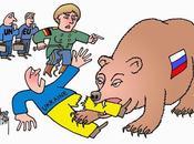 UCRANIA: inevitable deriva hacia secesión bajo invasión real Rusia