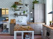 IKEA. Inspiración cocinas cottage