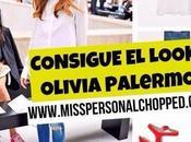 VISTE COMO: Olivia Palermo, working day!