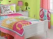 Hermosas habitaciones tono pastel para niñas