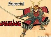 Especial Samuráis Hidesato vence Ciempiés Gigante